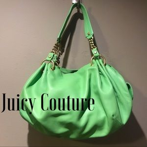 Juicy Couture All Leather Large